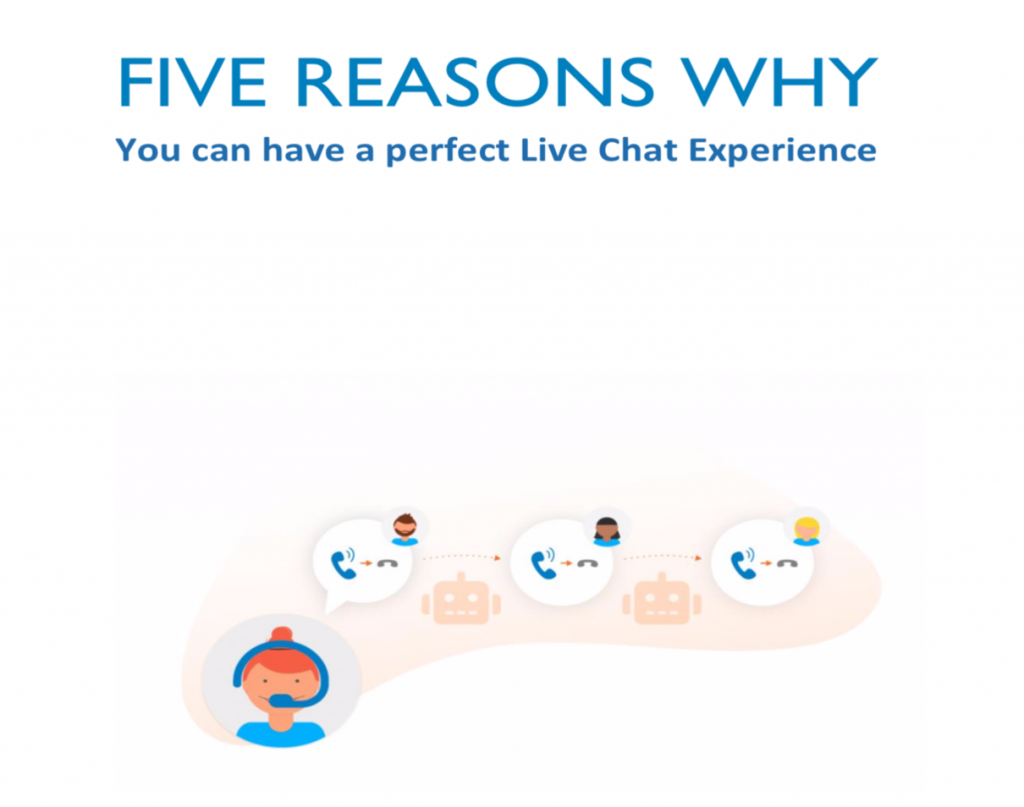 Daktela Five Reasons Why You Can Have a Perfect Live Chat Experience