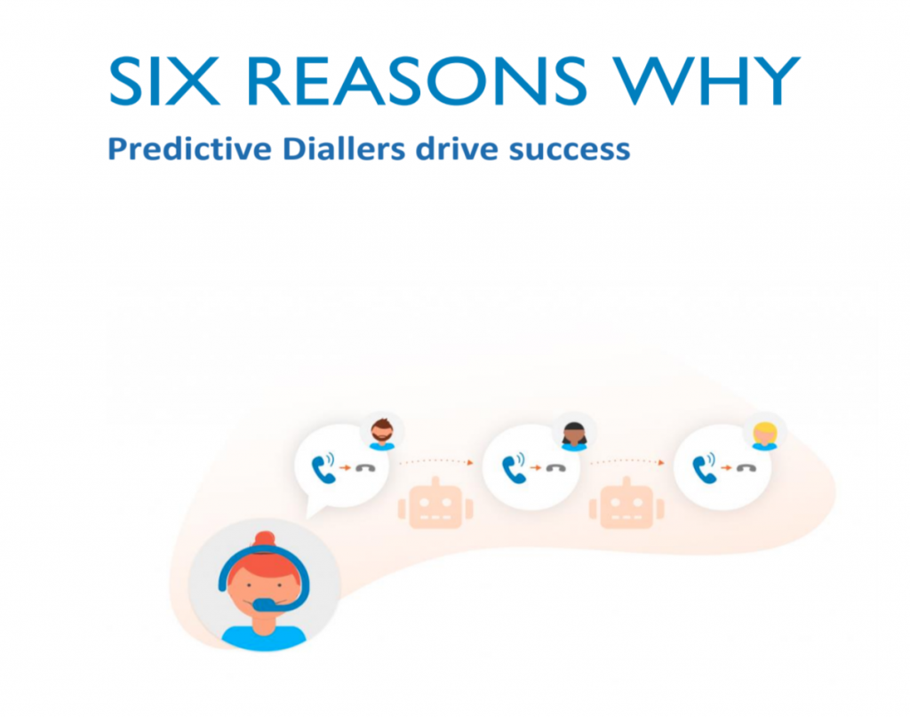 SIx Daktela Reasons Why Predictive Diallers Drive Success