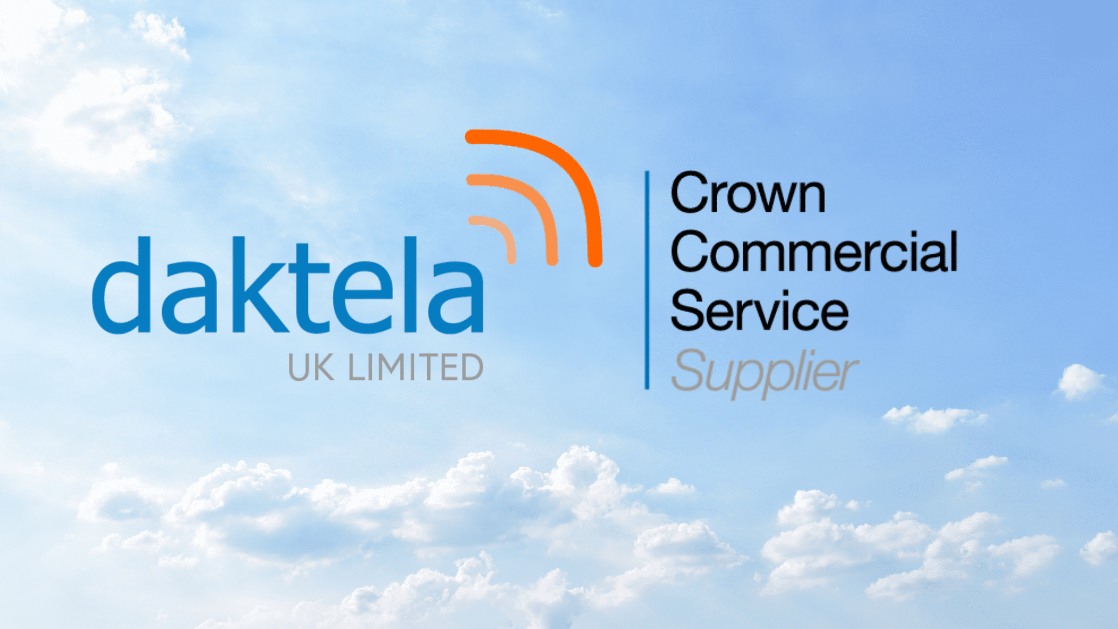 Daktela UK awarded UK G-Cloud 12 Status